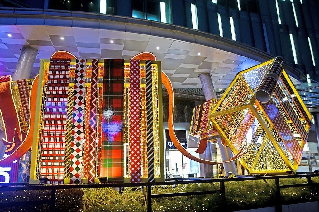 Mandarin Hotel Xmas 2020.