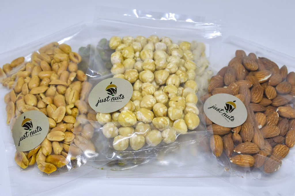 Where to buy nuts in Singapore.