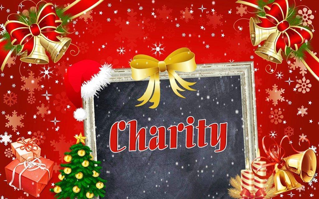 Xmas Charity Singapore.