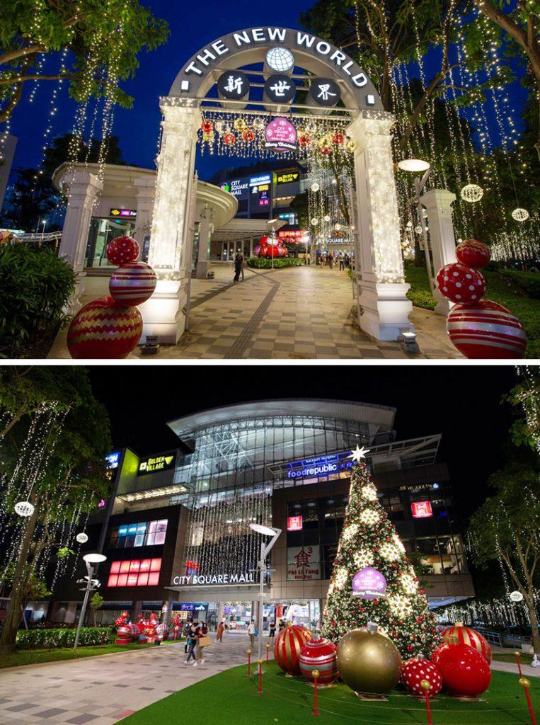 City Square Mall Christmas.