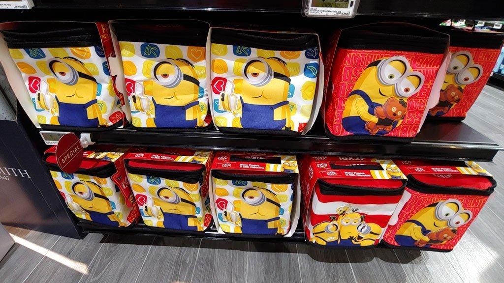 Minion Kit Kat Cooler Pack | Christmas Gift Ideas