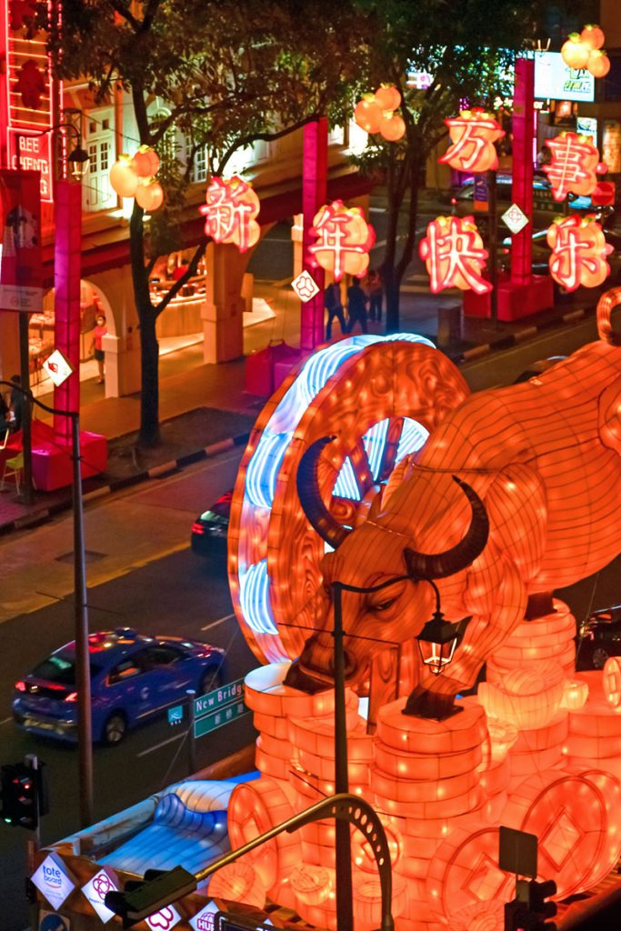 Chinatown CNY 2021.