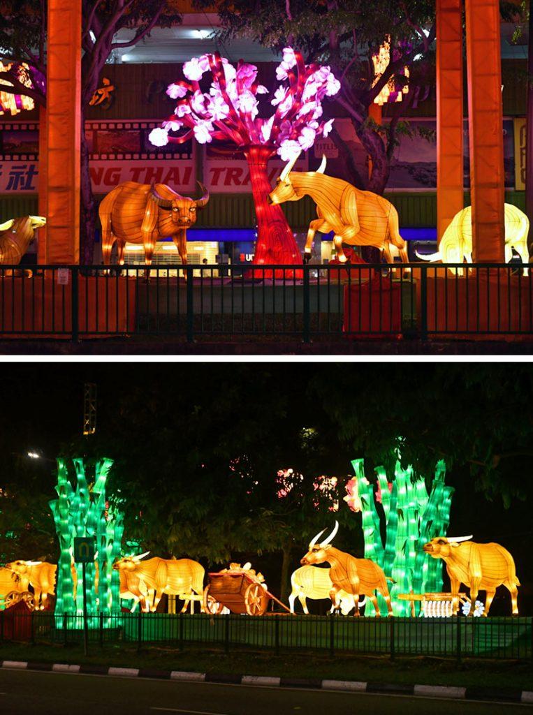 Chinatown Light-Up 2021.