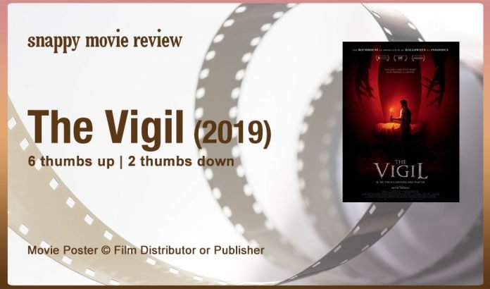 The Vigil (2019) Review