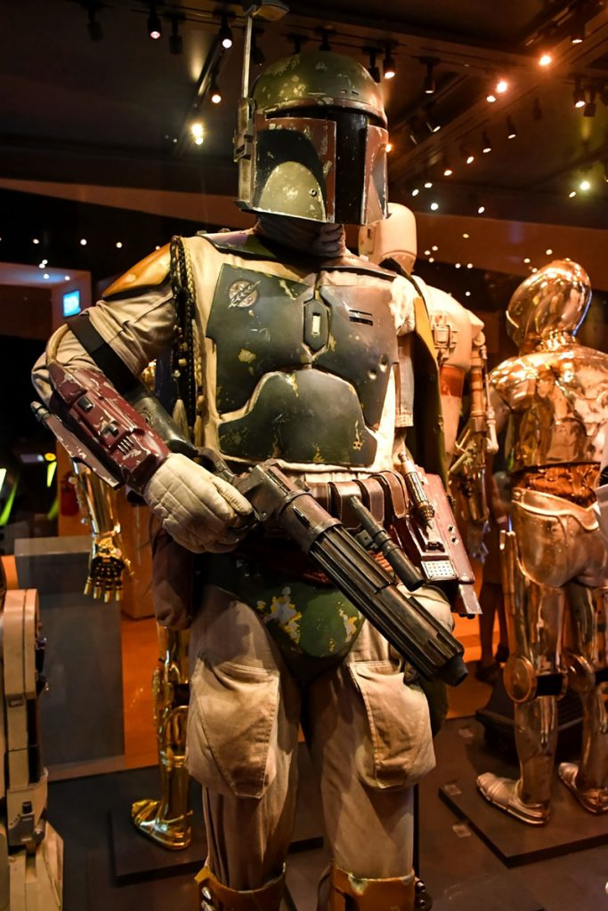 Boba Fett Armor.