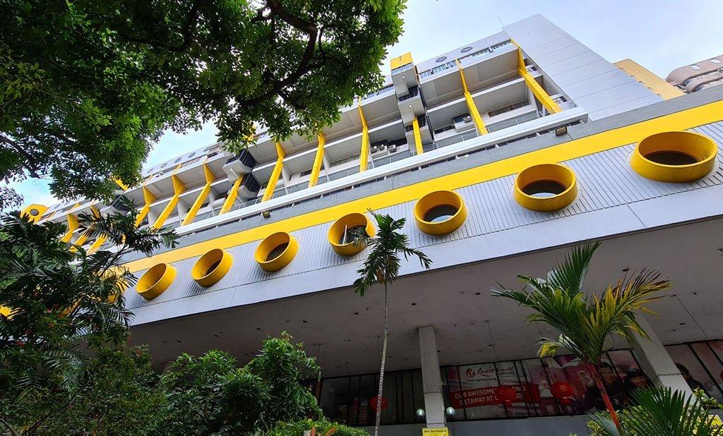 Brutalism Architecture in Singapore