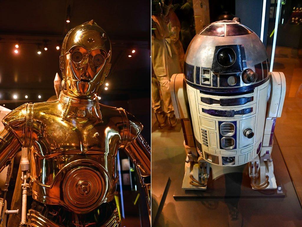 ArtScience Museum Star Wars.