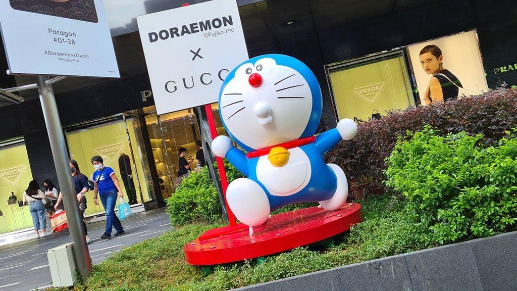 Doraemon Running