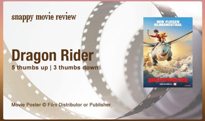Dragon Rider Film Review