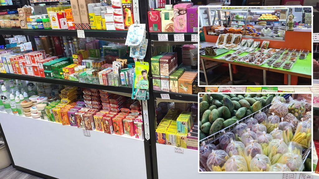 Golden Mile Complex Thai Products