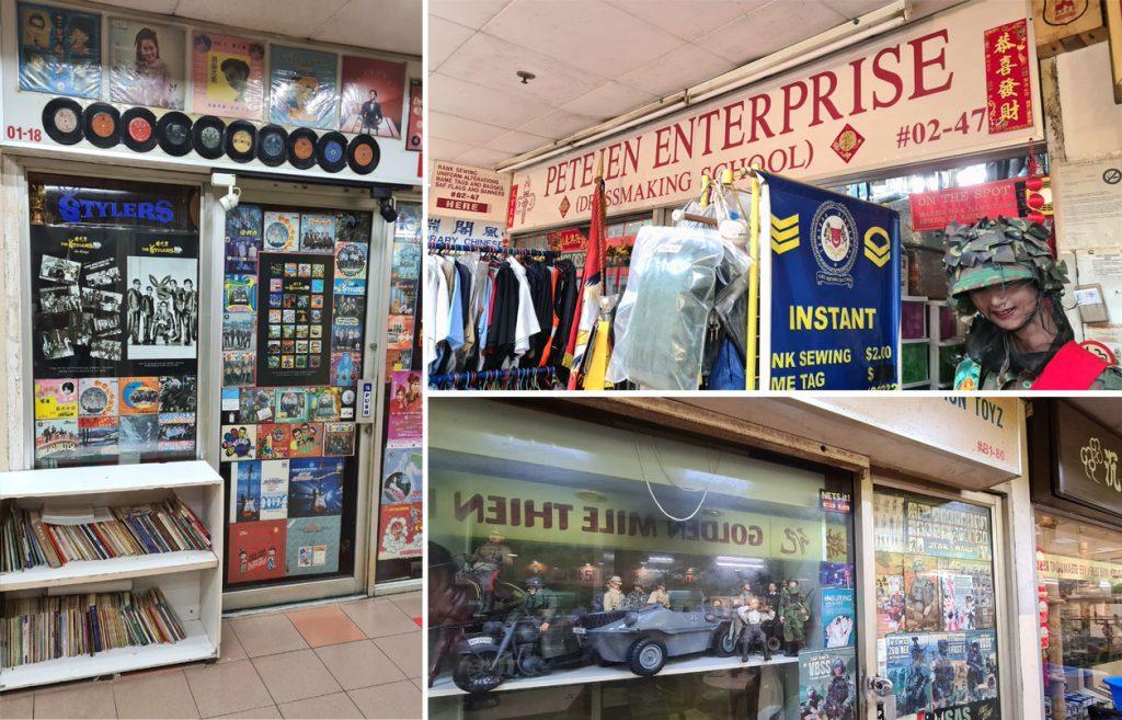 Golden Mile Tower Shops