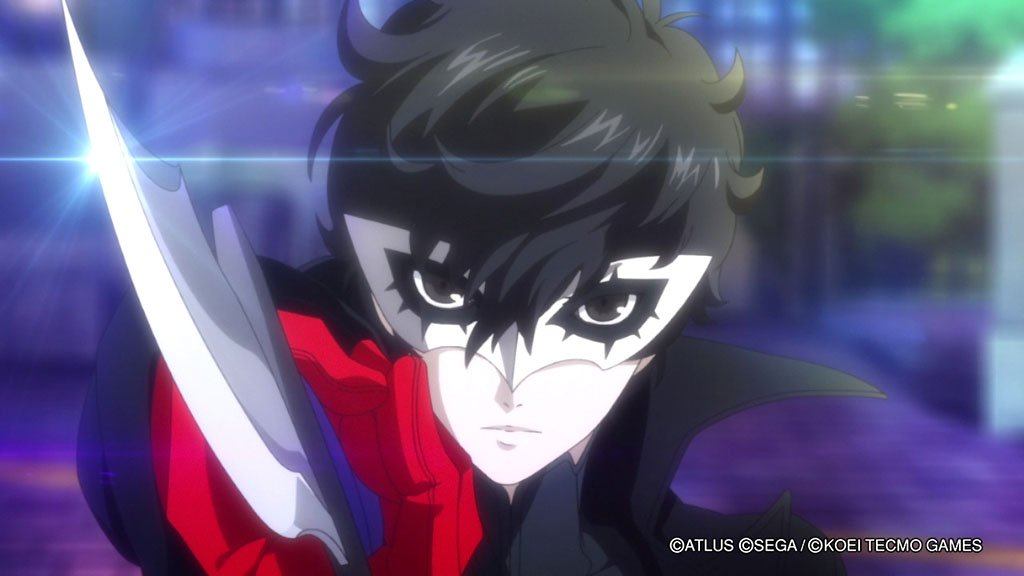 Persona 5 Strikers Ren Amamiya