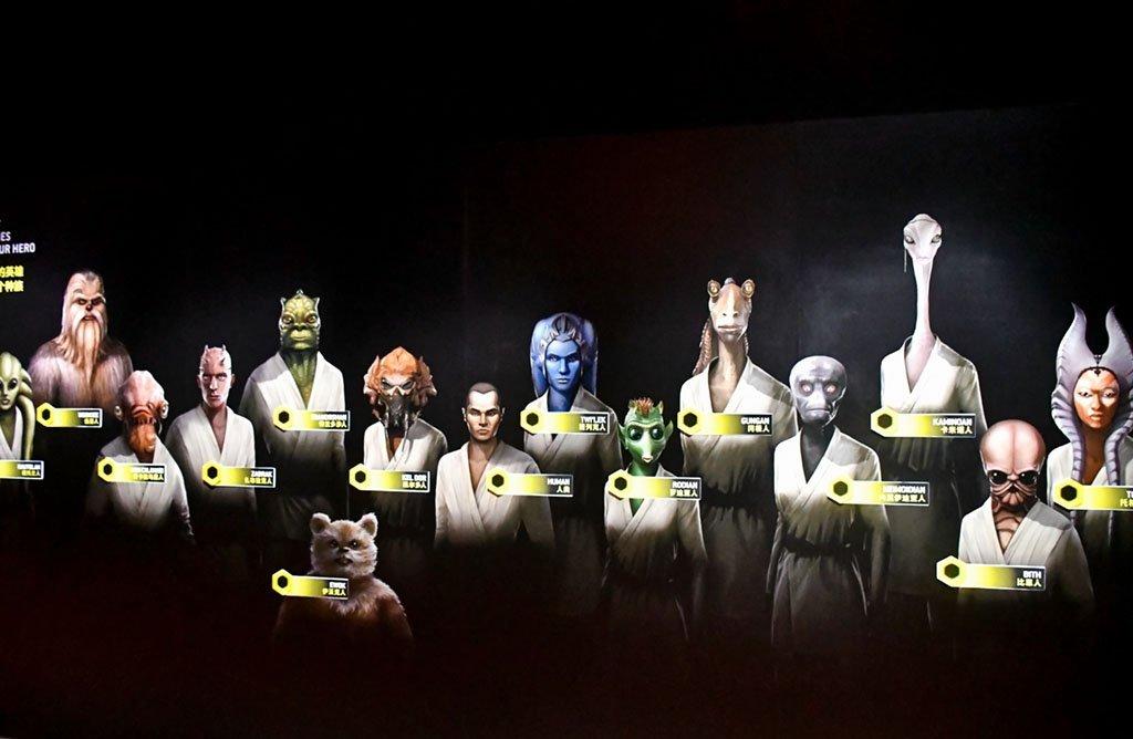 Star Wars Races