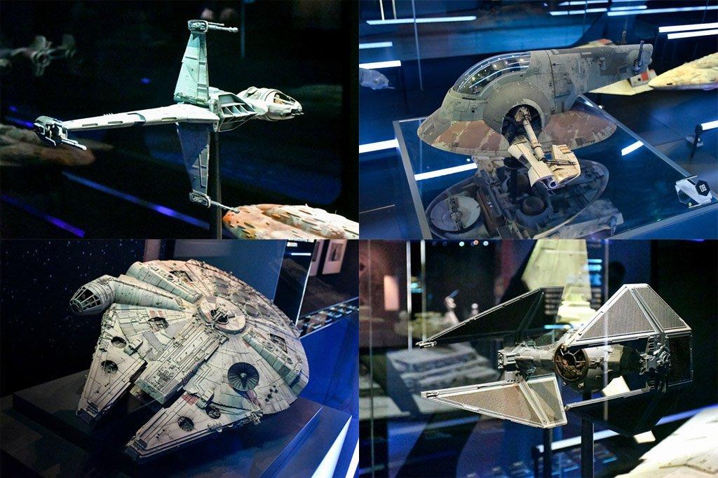 Star Wars Ships.