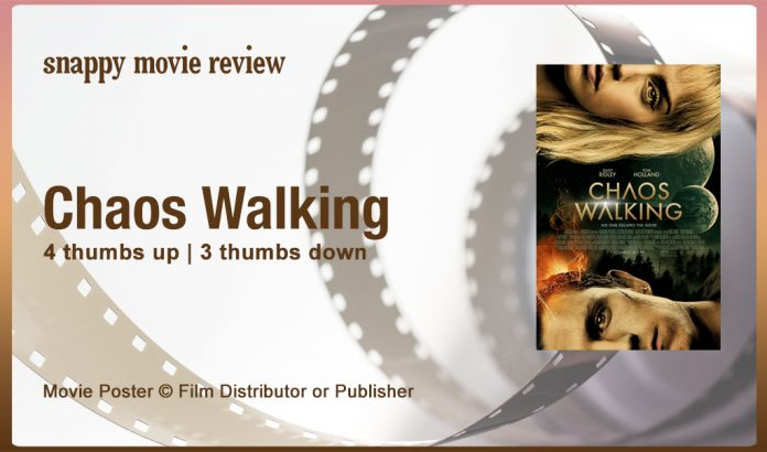 Chaos Walking Movie Review