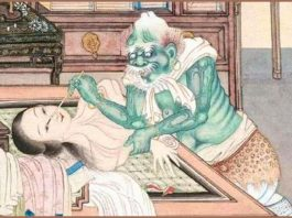 Scary Ghosts and Demons from Liaozhai