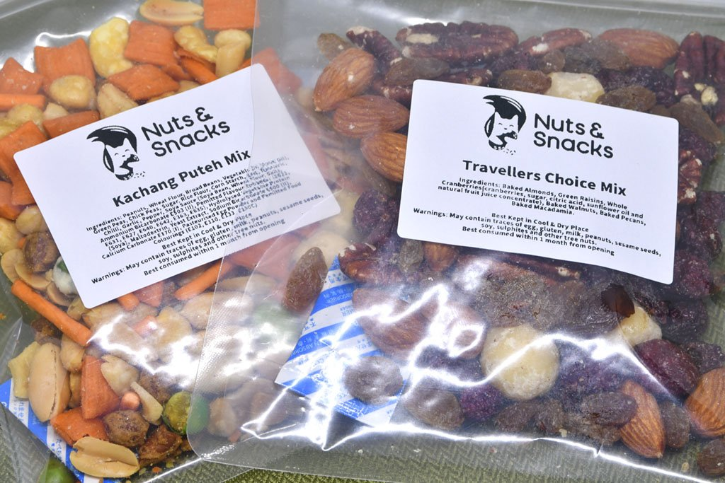 Nuts and Snacks Corporate Gifts