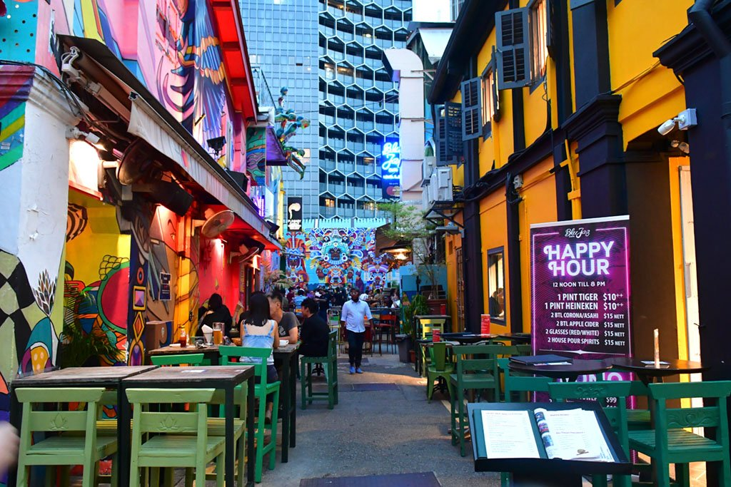 Haji Lane Pubs