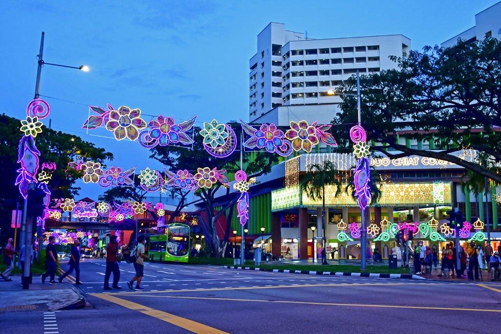 Hari Raya Illumination 2021