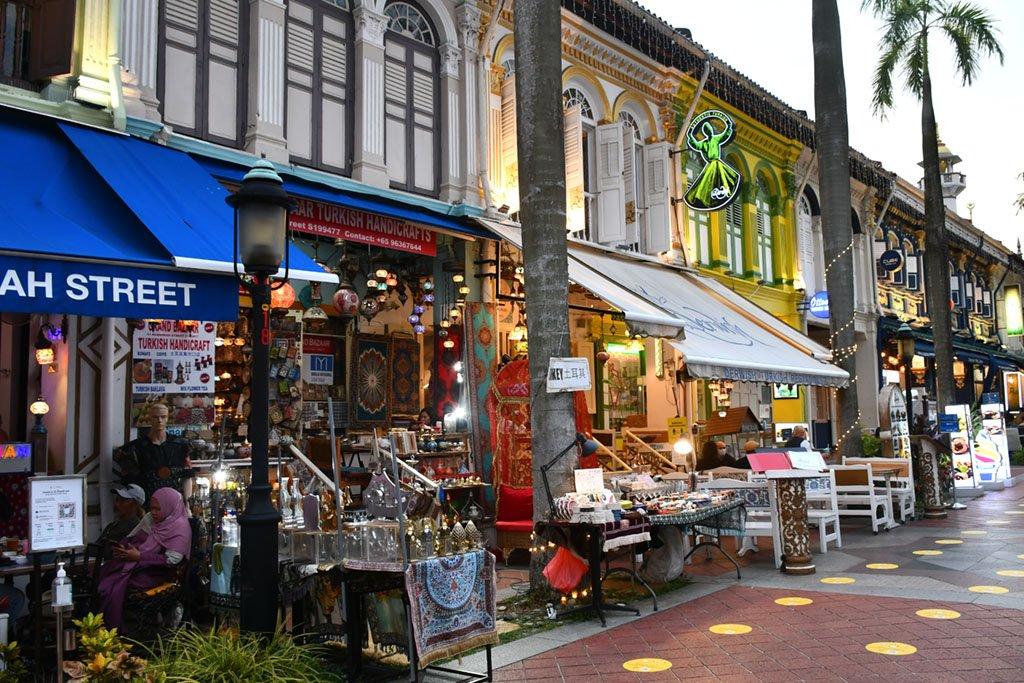 Kampong Glam Shops