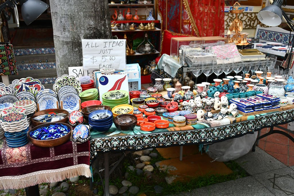 Kampong Glam Turkish Products