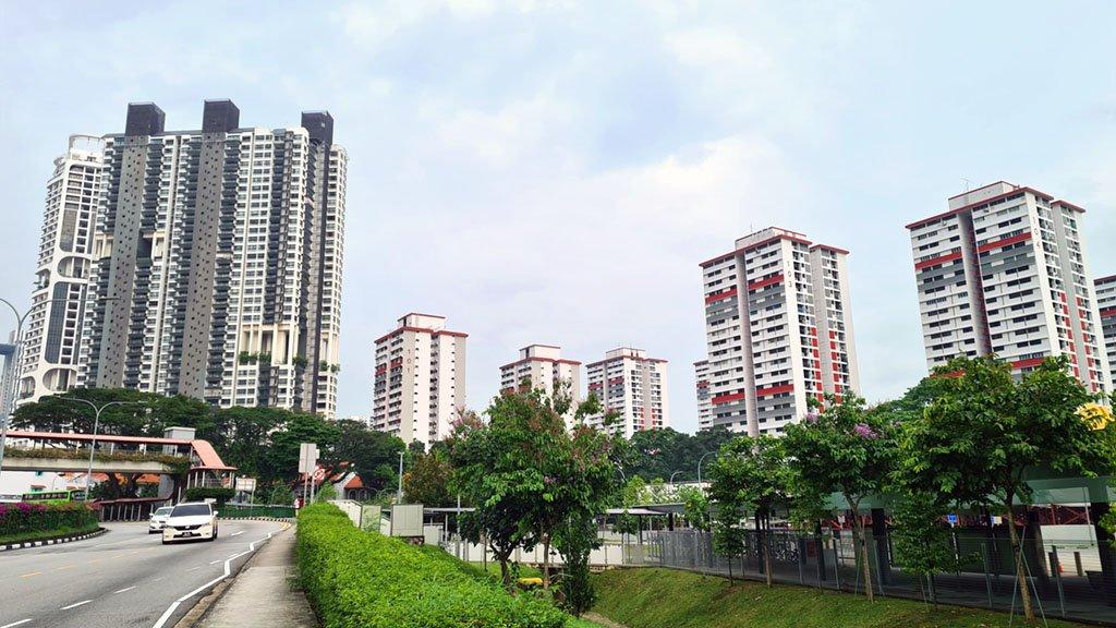 Kampung Bahru Road, Singapore
