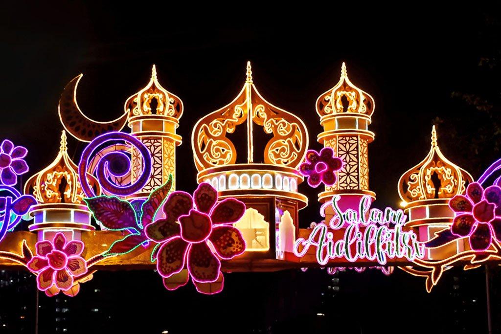Singapore Hari Raya Puasa 2021