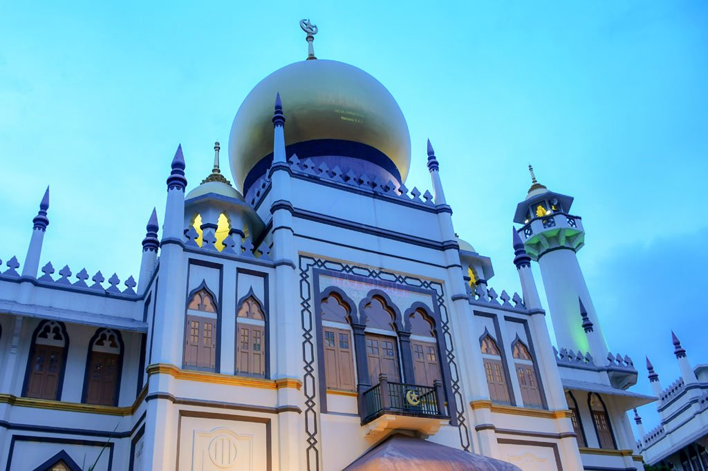 Sultan Mosque, Kampong Glam Singapore