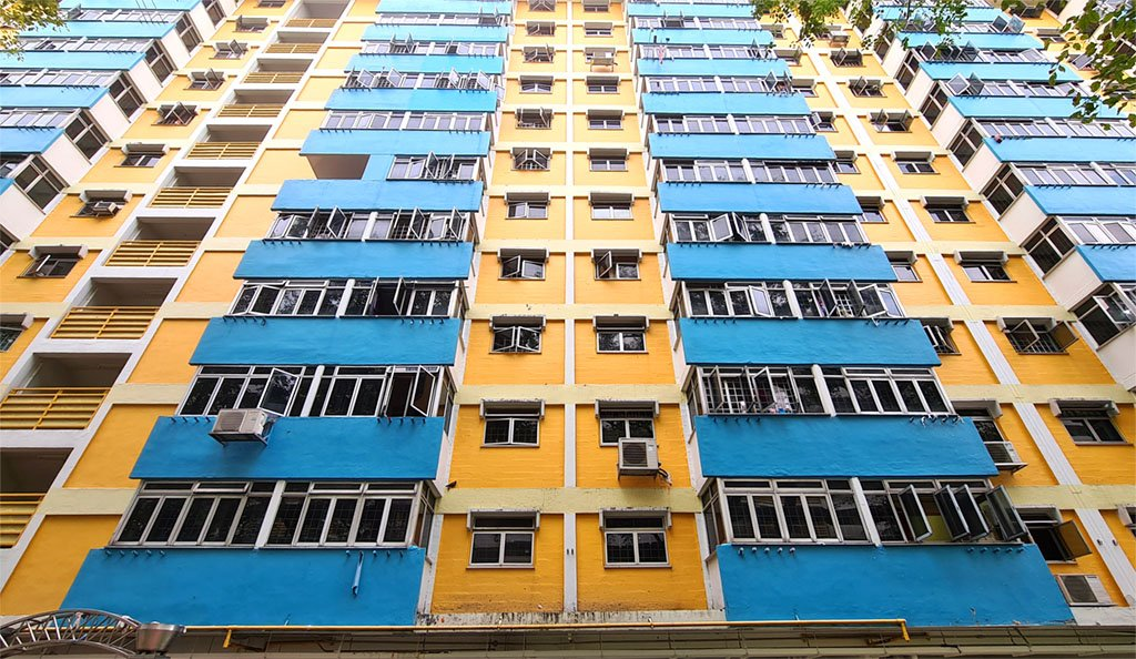 Singapore Public Housing Blocks