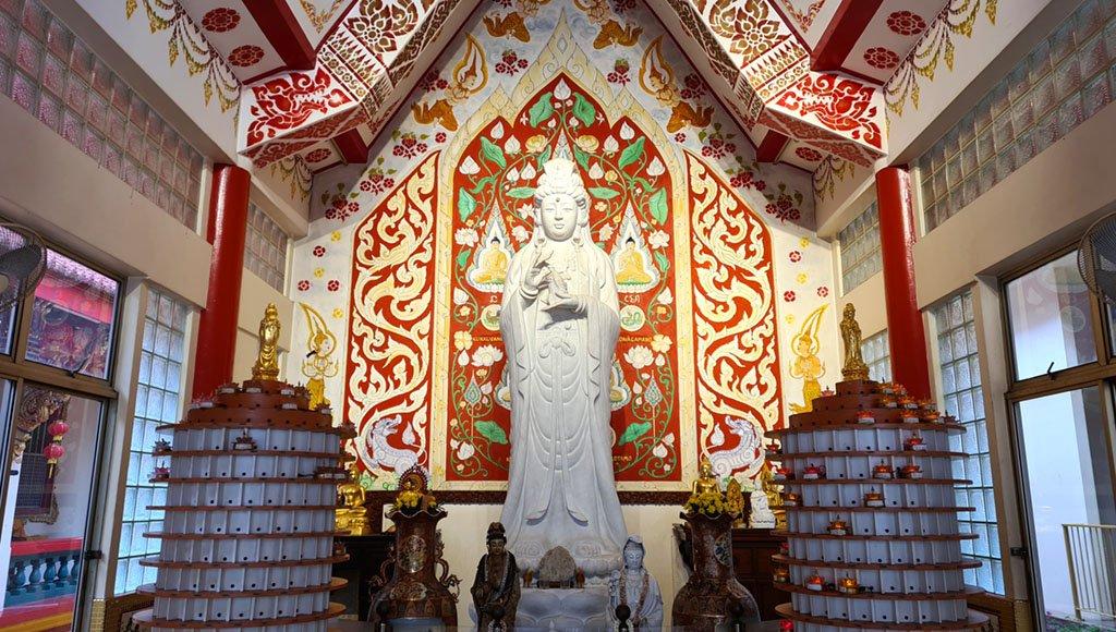 Wat Ananda Metyarama Guanyin