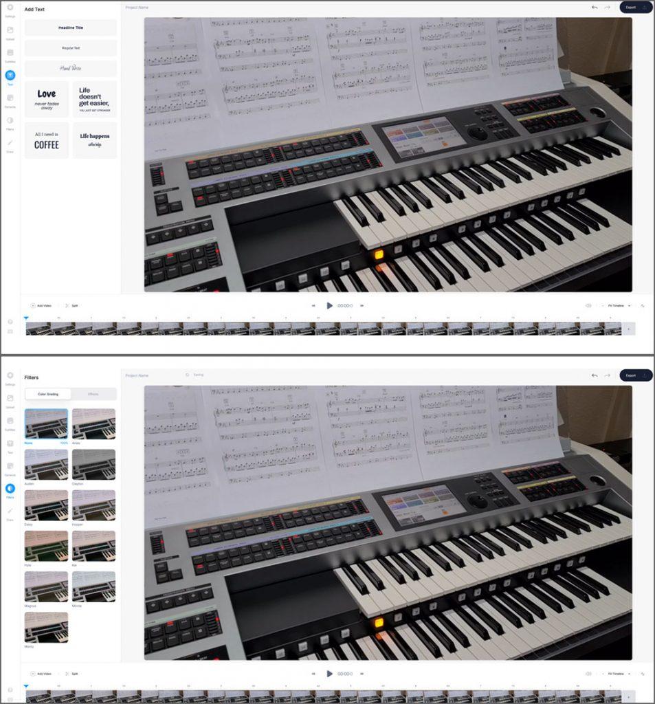 VEED Free Edition Editing Tools