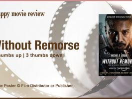 Without Remorse Movie Review