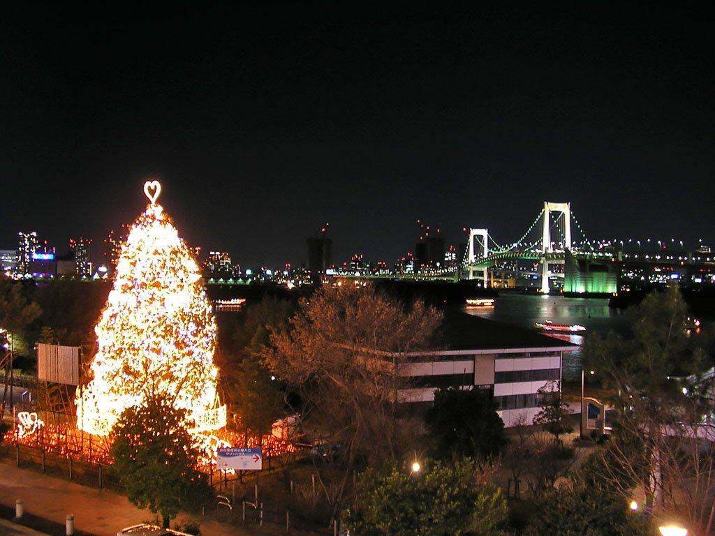 Tokyo Rainbow Bridge 2006