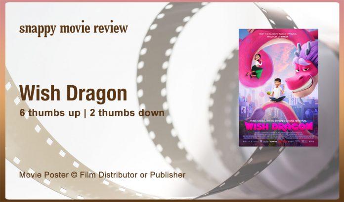 Wish Dragon Movie Review