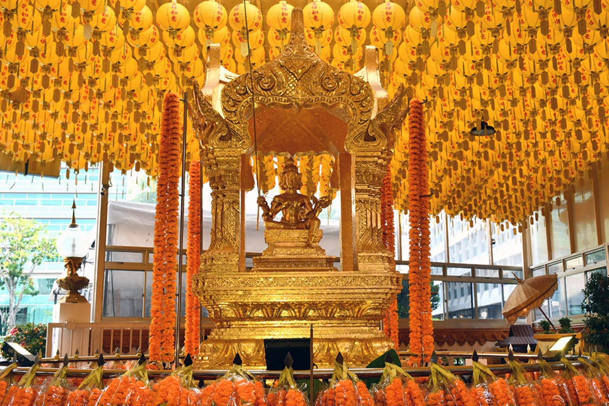 The Best Thai Temples in Singapore | Home Tourist Photo Essay 17