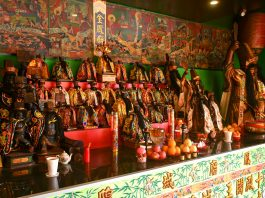 Chinese Hell Gods Names
