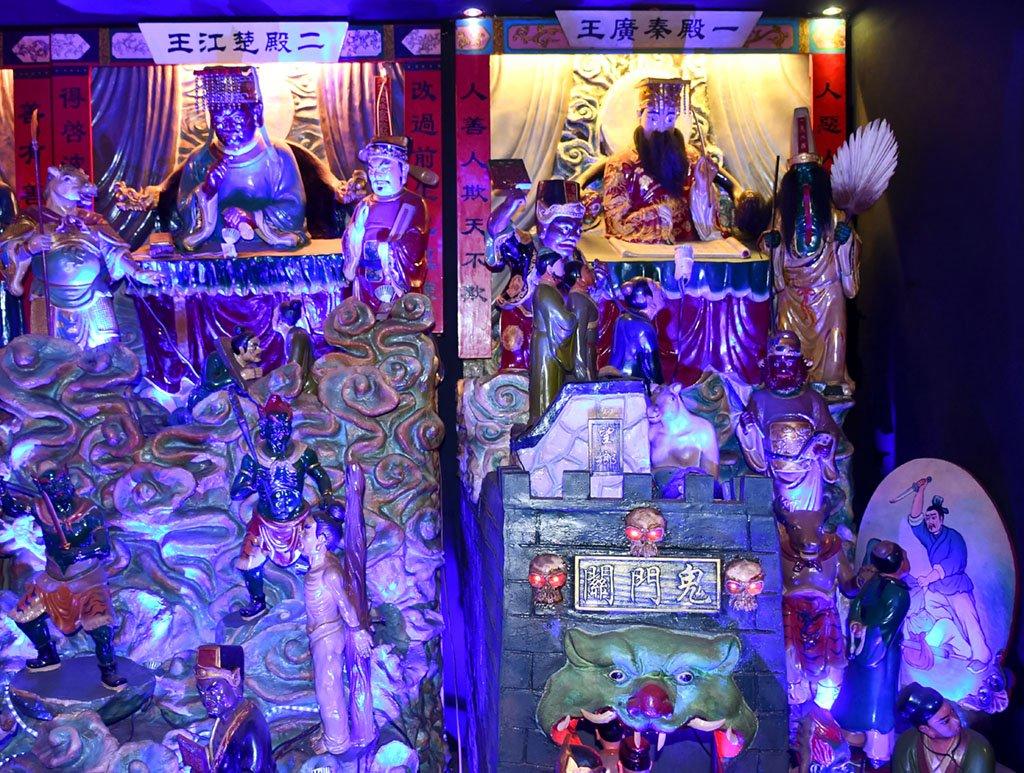 Jalan Kayu Joint Temple Hell Museum