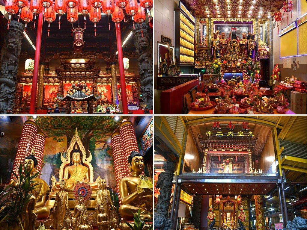 Jalan Kayu Joint Temple (惹兰加由联合庙)