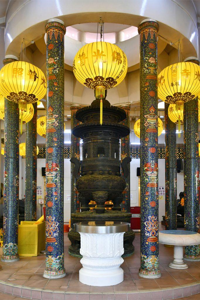 Lord Buddha Temple, Arumugam Road, Singapore.