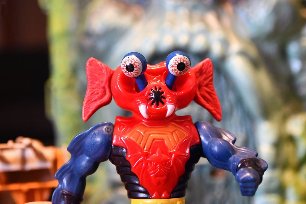 Masters of the Universe Mantenna