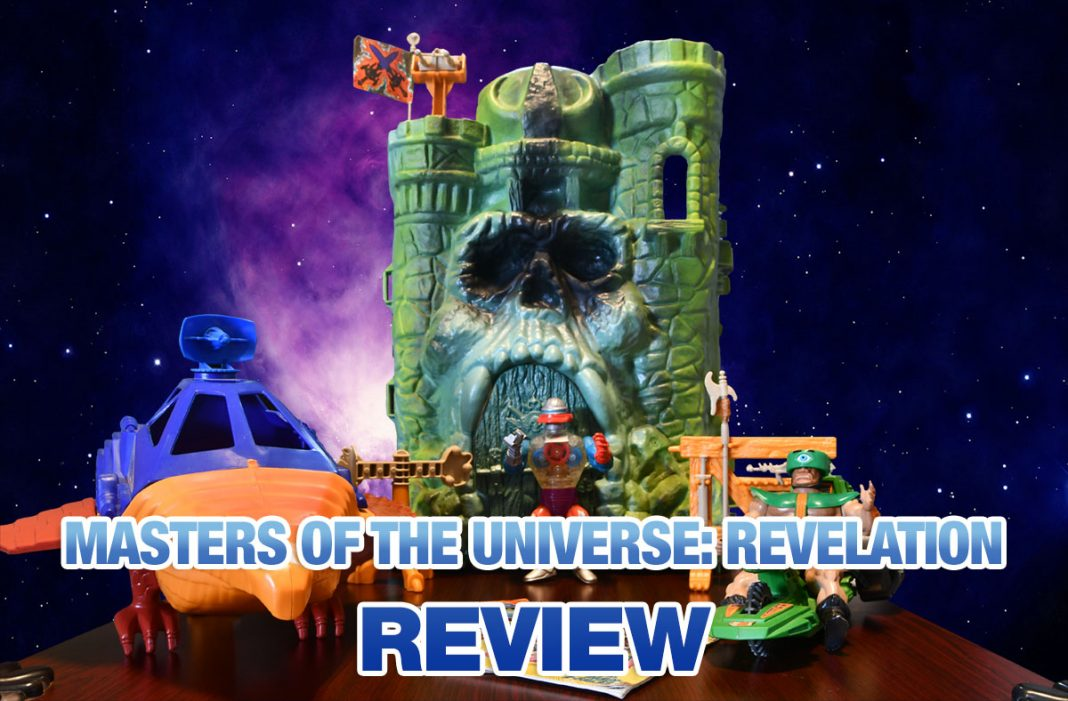 Masters of the Universe: Revelation Review