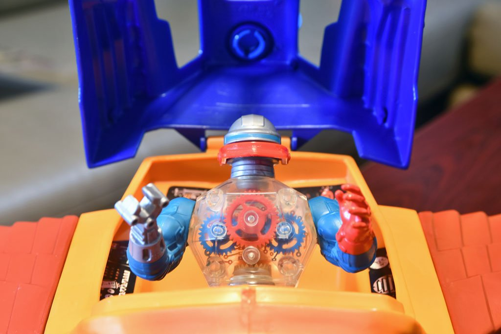 Masters of the Universe: Roboto