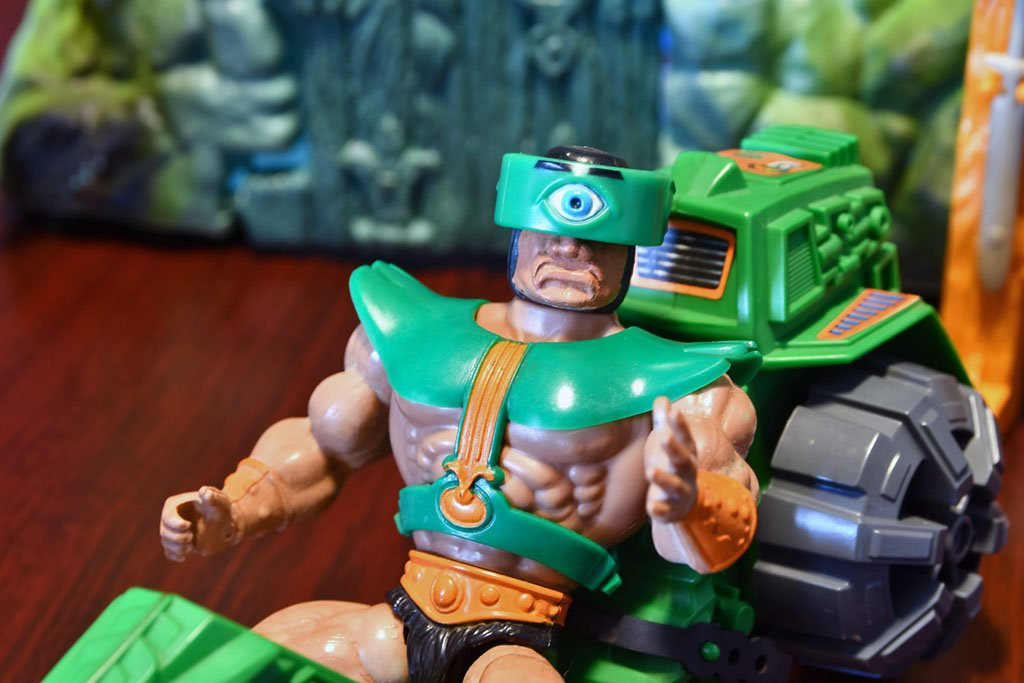 Masters of the Universe: Tri-Klops