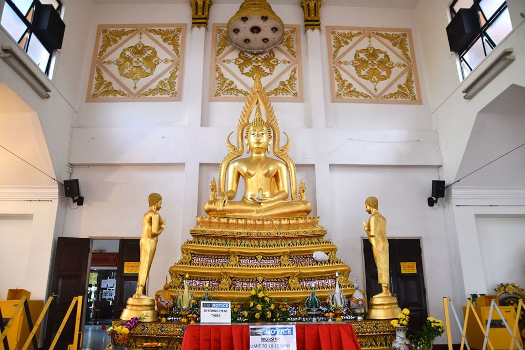 Famous Thai Temples in Singapore