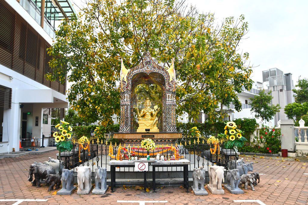 Palelai Buddhist Temple