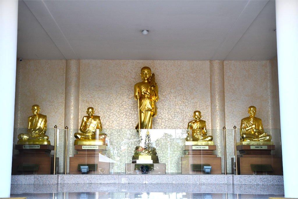 Palelai Buddhist Temple Arahants Hall