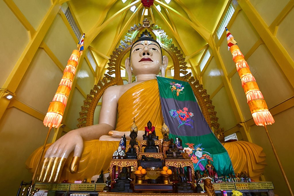Sakya Muni Buddha Gaya Temple, Singapore