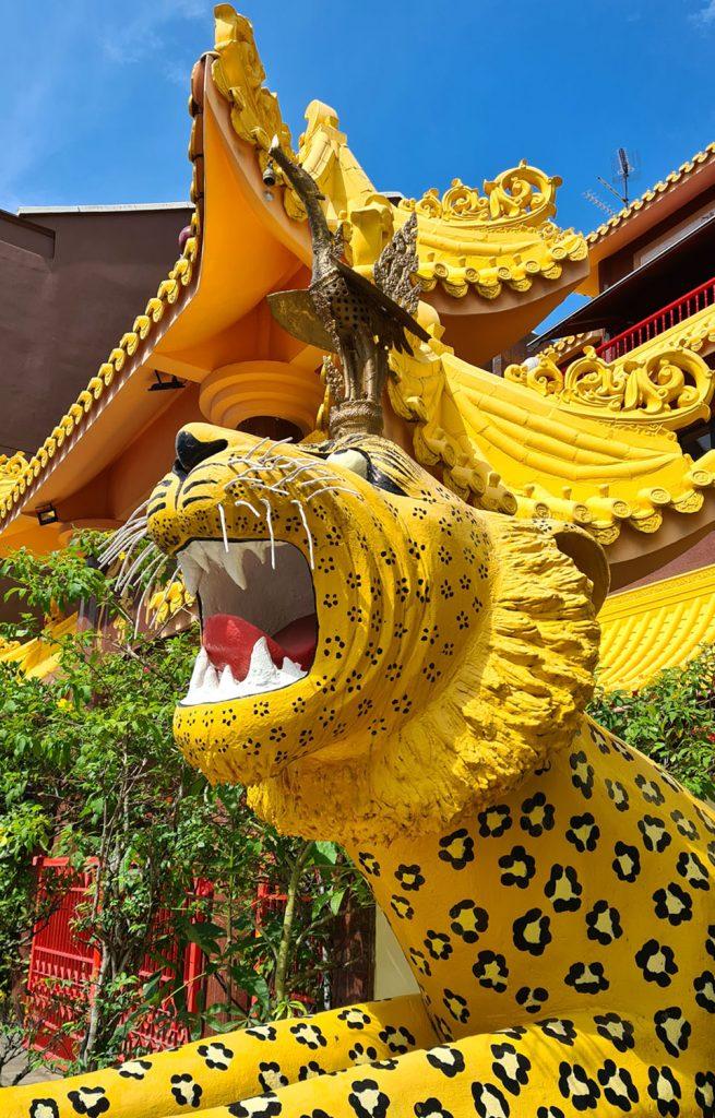 Siamese Temple in Singapore