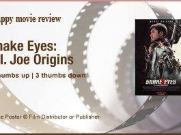Snake Eyes: G.I. Joe Origins Review