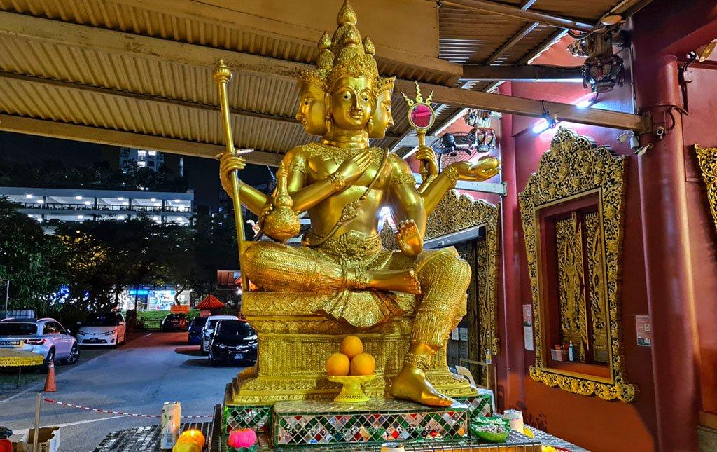 Ubin Thai Buddhist Temple